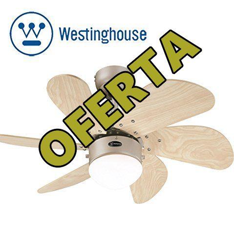 ventiladores de techo westinghouse