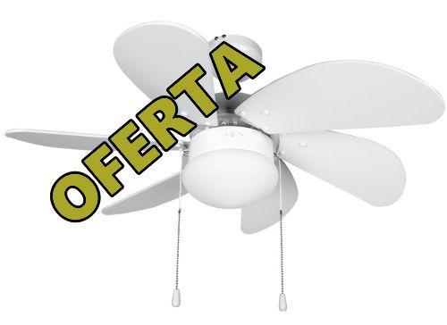 comparativa de ventiladores de techo orbegozo