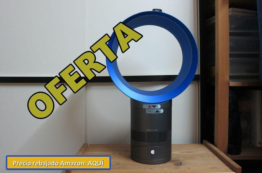 ventiladores de aire am06 de Dyson