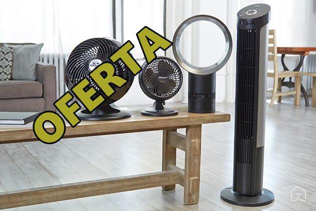 mejores ventiladores silenciosos