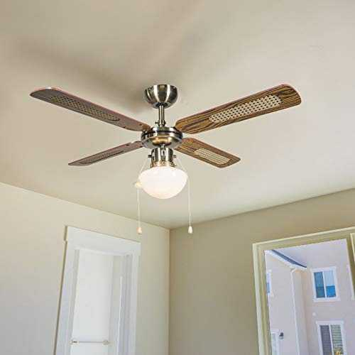 Comprar ventiladores  de techo de colores