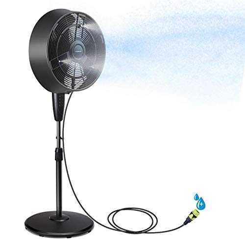 Comprar ventilador nebulizador exterior