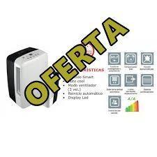 comprar online aire acondicionado portatil con dos tubos